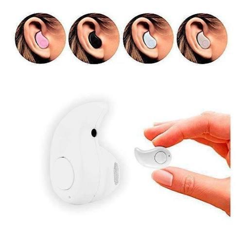Mini auricular bluetooth 4.0 audifono manos libres chicharo