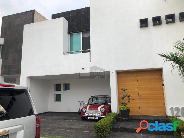 Casa en condominio en venta en Miravalle, San Luis Potosí, San Luis Potosí
