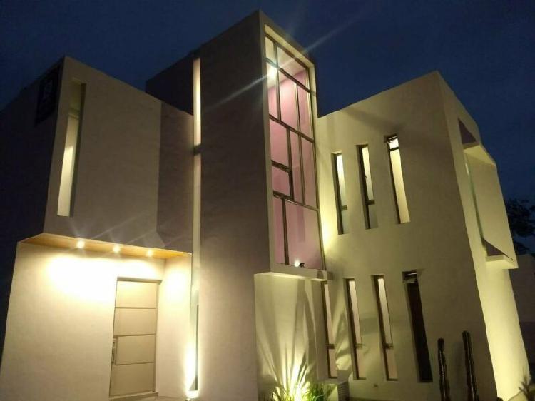 Casa en venta residencial arriba del colegio inglés en