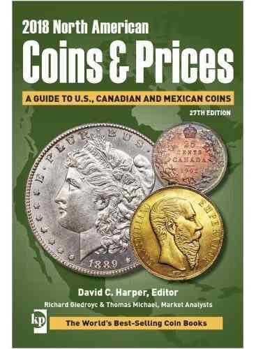 Catalogo numismatico de monedas 2018 coins & prices