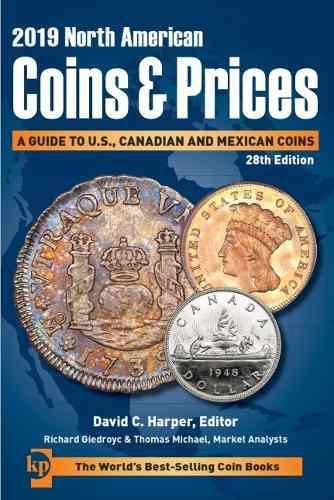 Catalogo numismatico de monedas 2019 coins & price