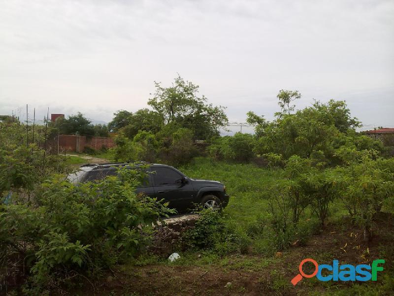 Terrenos en venta en el fraccionamiento jardines de tlayacapan en mor.