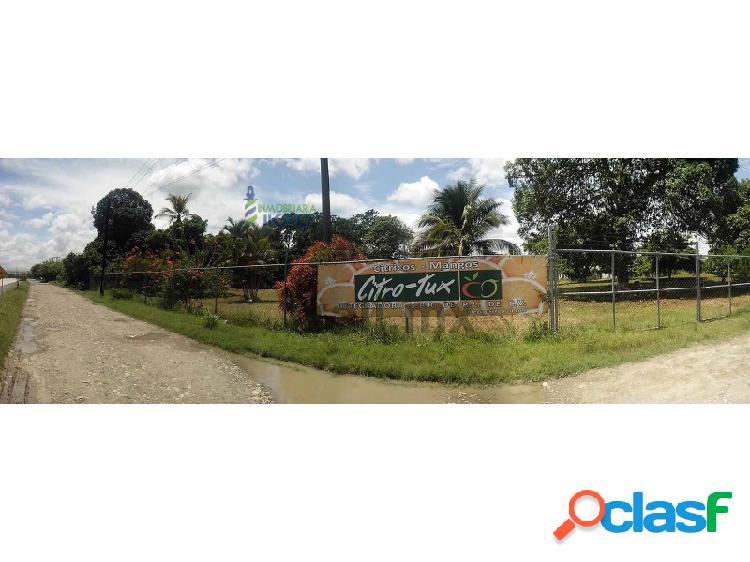 Renta terreno industrial 4800 m² tierra blanca tuxpan veracruz, tierra blanca