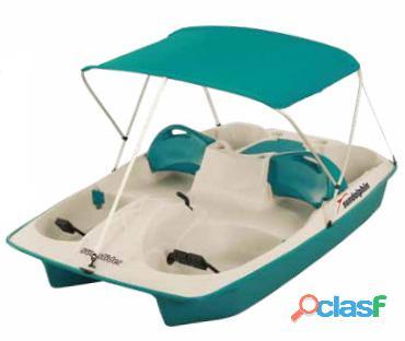 Lanchas o botes de pedales marca dolphin