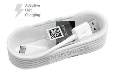 Cable usb carga rápida 1.5 m samsung s4 s5 s6 s7 original!