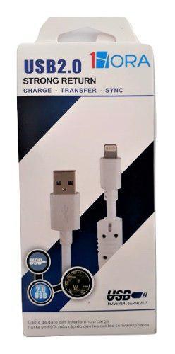 Cable usb de uso rudo salida ios 150cm g r access