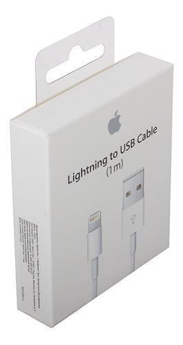 Cable usb lightning original ipod iphone ipad mini ipad air