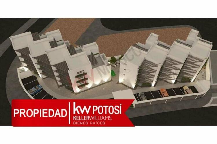 Inversion torre 3, departamentos de 2 niveles pre venta en