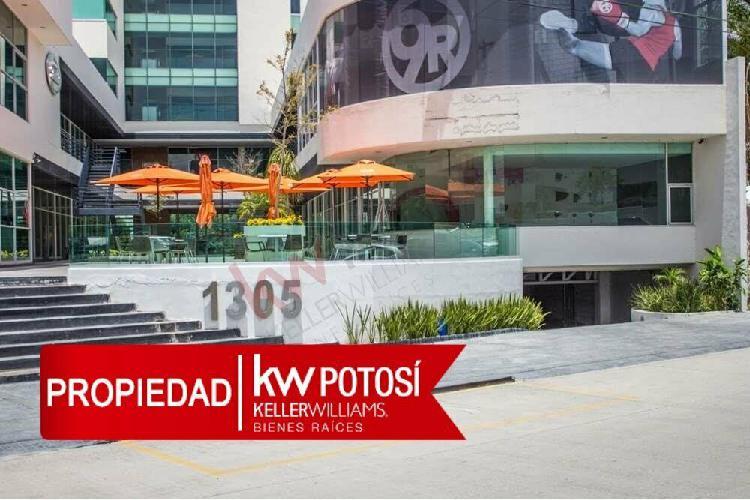 Local en renta lomas del tecnológico, frente plaza san