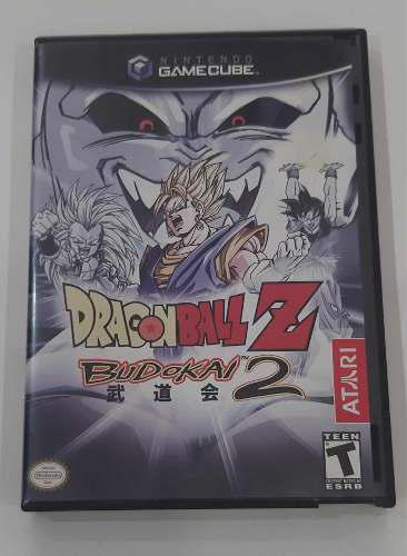 Dragón ball z budokai 2 game cube