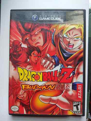 Dragon ball z budokai nintendo gamecube