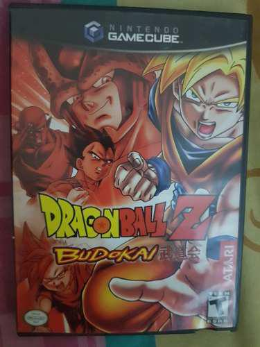 Dragon ball z budokai tankachi game cube