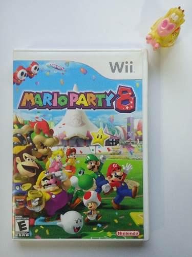 Mario party 8 nintendo wii garantizado