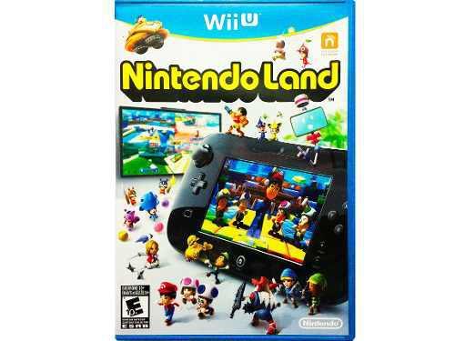 Nintendo land nuevo - nintendo wii u