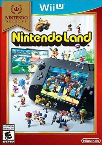 Nintendo land wii u nuevo citygame ei