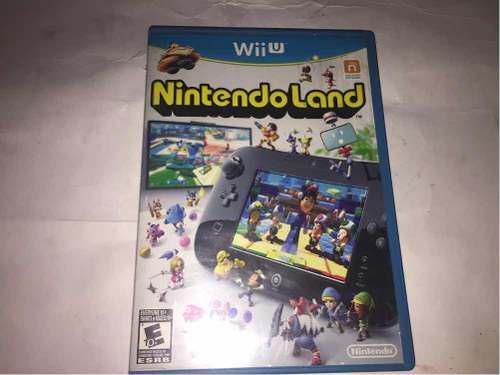 Nintendo land wii u (cementerio de los videojuegos retro gdl