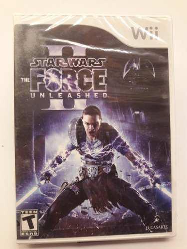 Star wars the force unleashed wii nuevo sellado