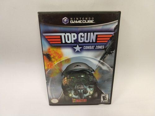 Top gun combat zones game cube wii juegazo en the next level