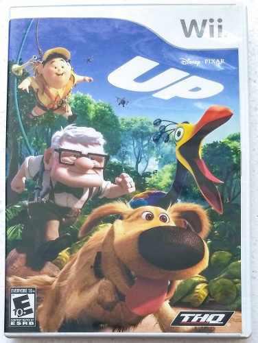 Up una aventura de altura videojuego wii nintendo disney