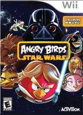 Wii & wii u - angry birds star - juego fisico (mercado pago)