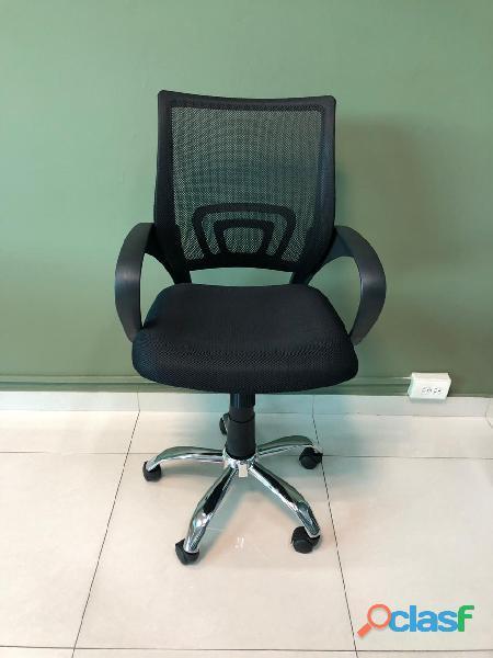 Vendemos sillas economicas y confortables para tu oficina