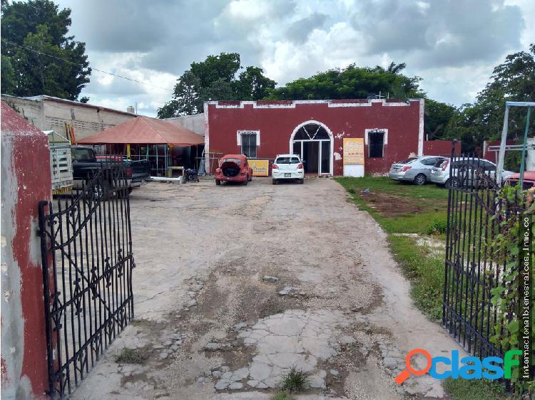 Casona colonial Garcia Gineres 1.500 m2 de terreno