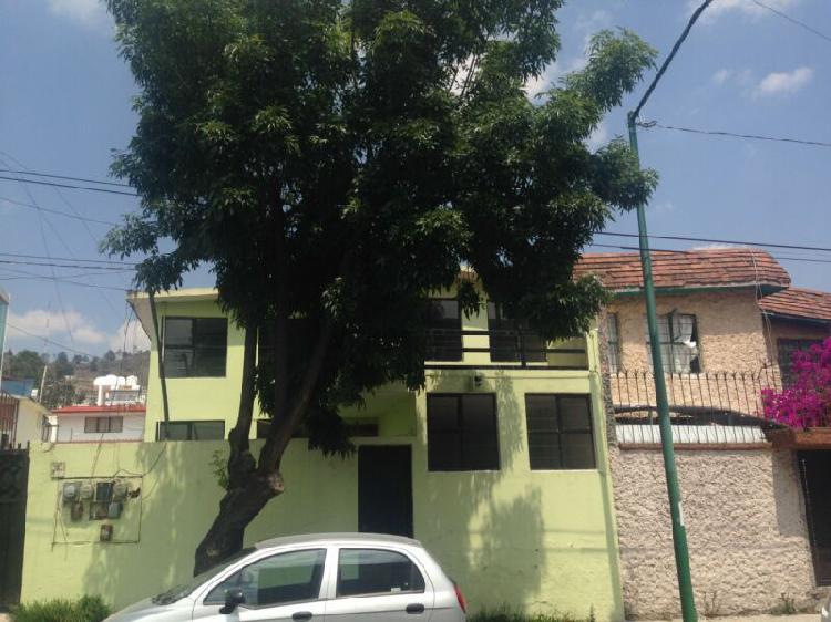 Casa en renta en toluca en la colonia sanchez de 3 recamaras