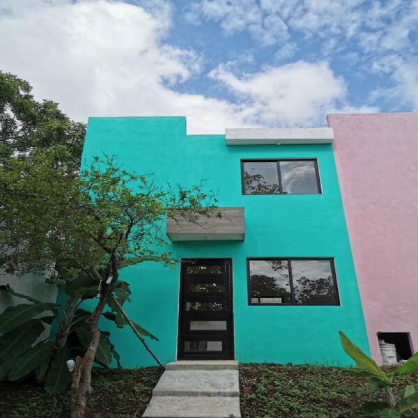 Casa en Toxpan cerca de Facultad de Arquitectura UV