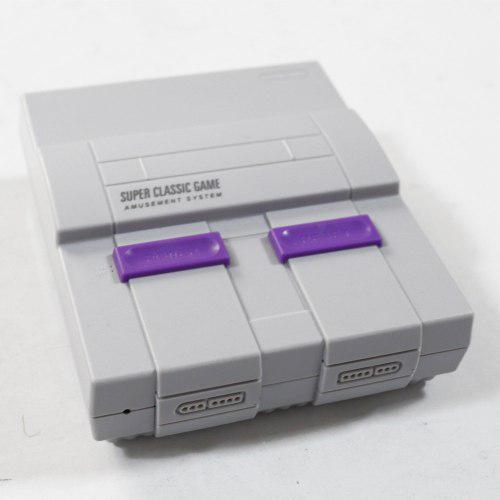 Mini consola retro tipo nintendo con 660 videojuegos
