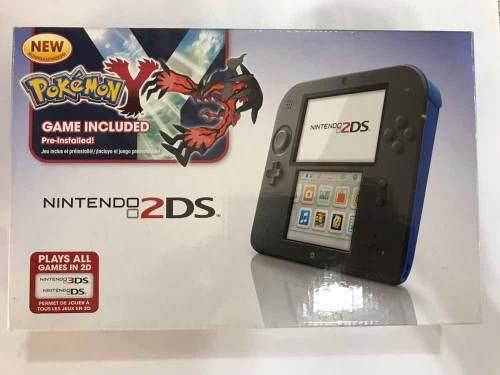 Nintendo 2ds version y colección pokemon videojuegos goku