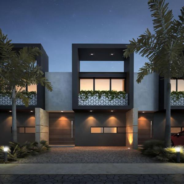 Pre-venta de casa en Savanah-Chuburná