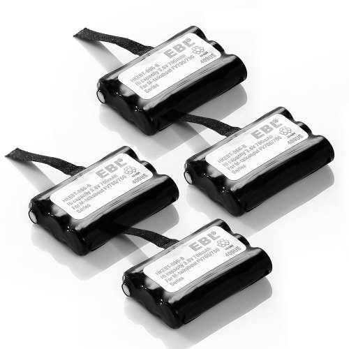 4 baterías radio midland batt3r batt-3r lxt600, envío