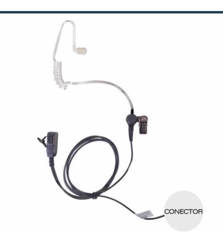 Audifono de tubo inductivo para radio kenwood y baofeng
