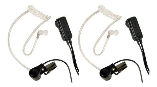 Avp-h3 midland par de auriculares microfonos para radio