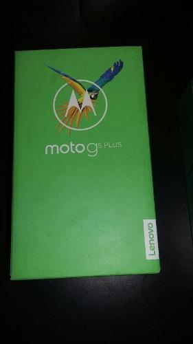 Caja motorola moto g5 plus