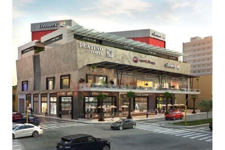 Local en renta en plaza comercial platino center, colonia