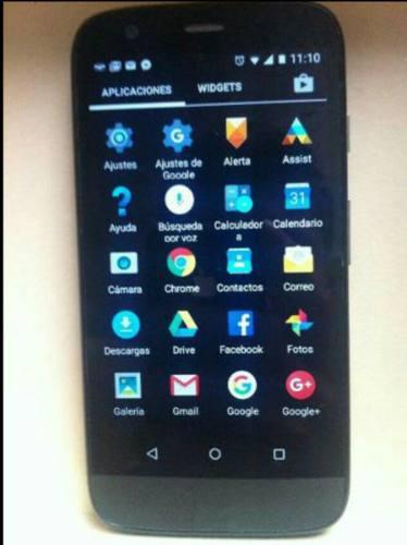 Usado, MOTO G1 DE 8 GB TELCEL segunda mano  México (Todas las ciudades)