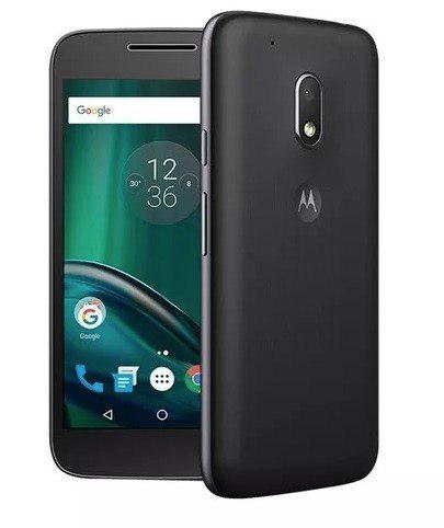 Moto g4 play celular 4g lte 16 gb nacional, sellado, nuevo