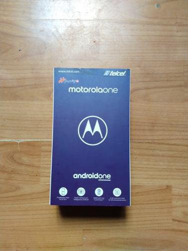 Moto one nuevo sellado, liberado a cualquier compañía