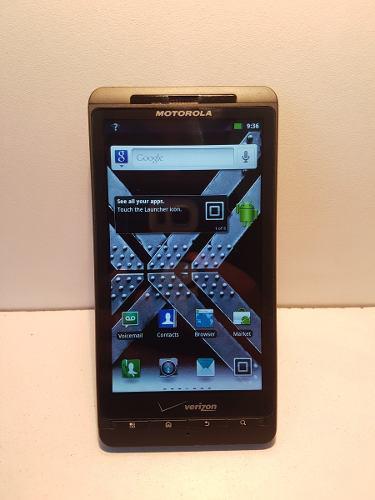Motorola droidx2 para redes o entretenimiento