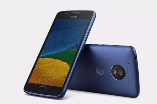 Motorola e4 azul lector huella android cam 4g at&t regalos