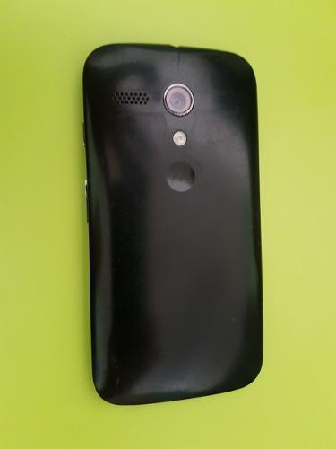 Motorola g negro para piezas o reparar.