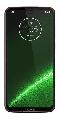 Motorola g7 plus 64 gb rubí