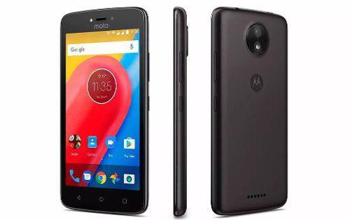 Motorola moto c android 7.0 camara 5+2mpx memoria 8gb, 4g
