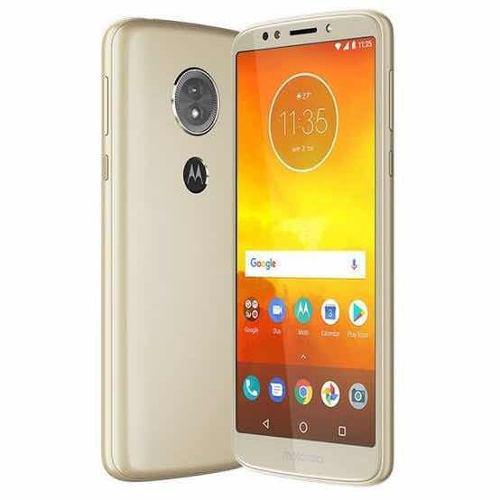 Motorola moto e5 dual sim 16gb dorado