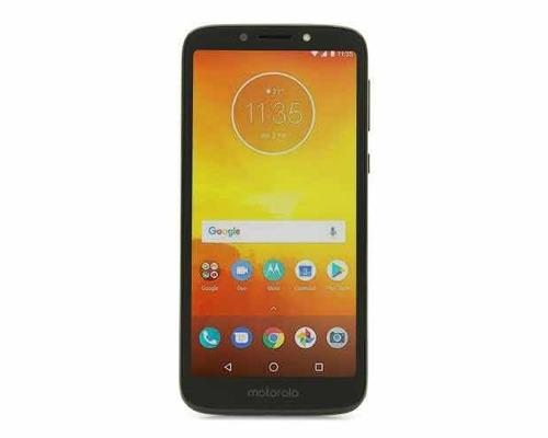 Motorola moto e5 - nuevo at&t