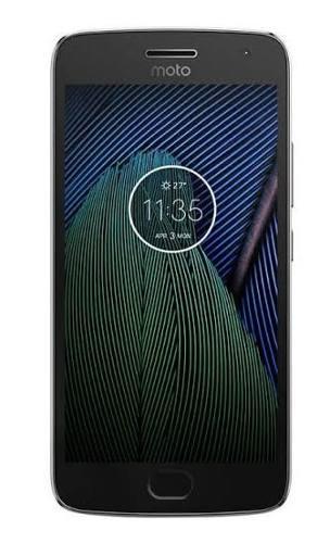 Motorola moto g5 plus gris 32gb como nuevo