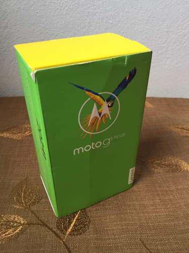 Motorola moto g5 plus xt1680 liberado azul