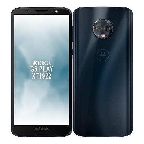 Motorola moto g6 play 16gb lector de huella nuevo envio