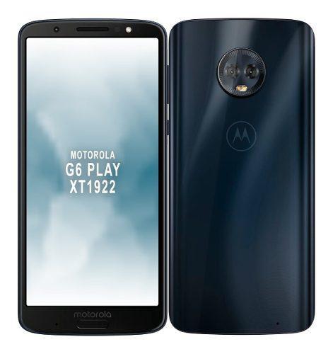 Motorola moto g6 play 16gb liberado lector de huella msi